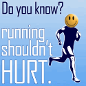 If you gave up on running because it hurt, good news!  You can run naturally and pain free!