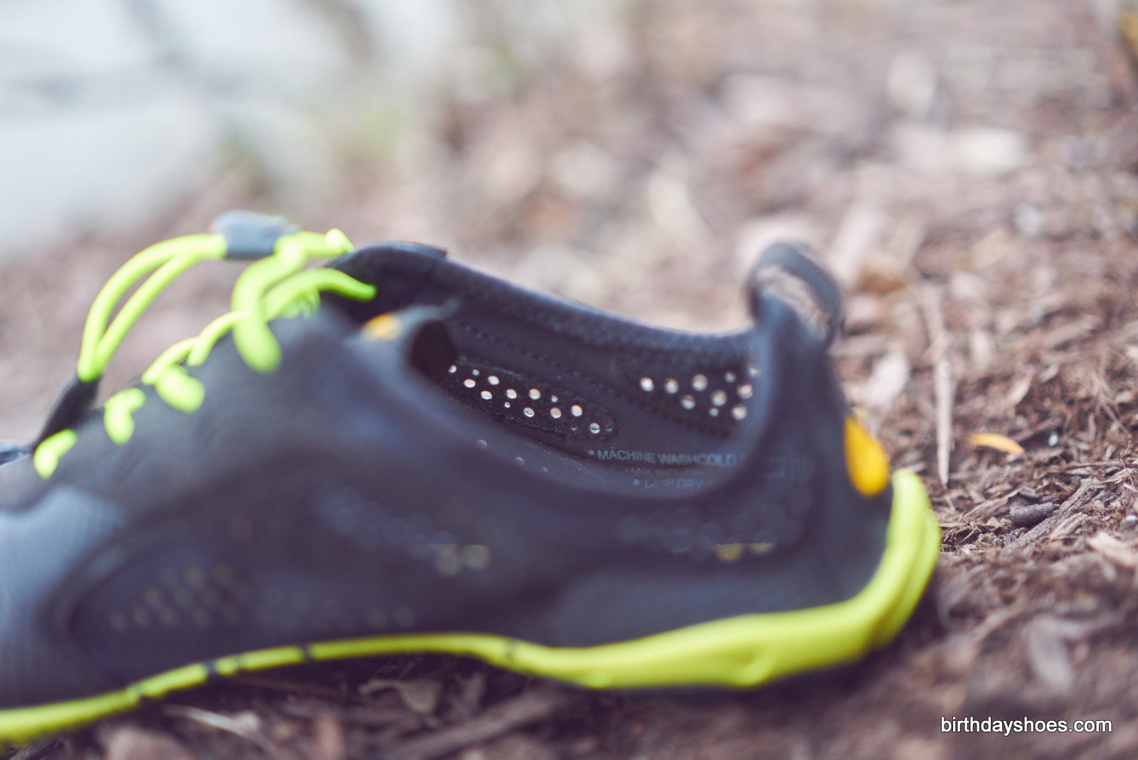 The most breathable uppers from Vibram to date