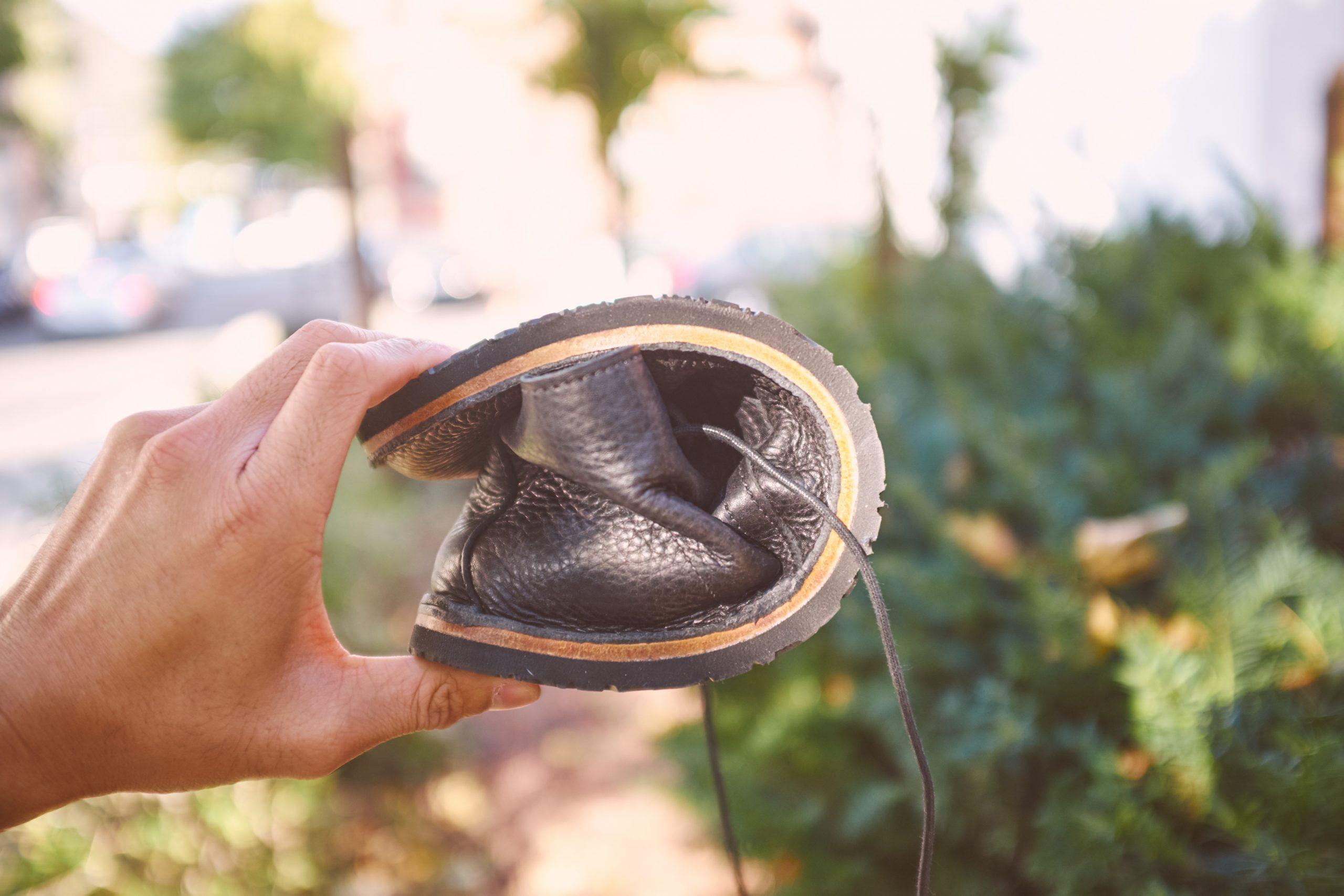 Soft Star Shoes Hawthorne Flex Test