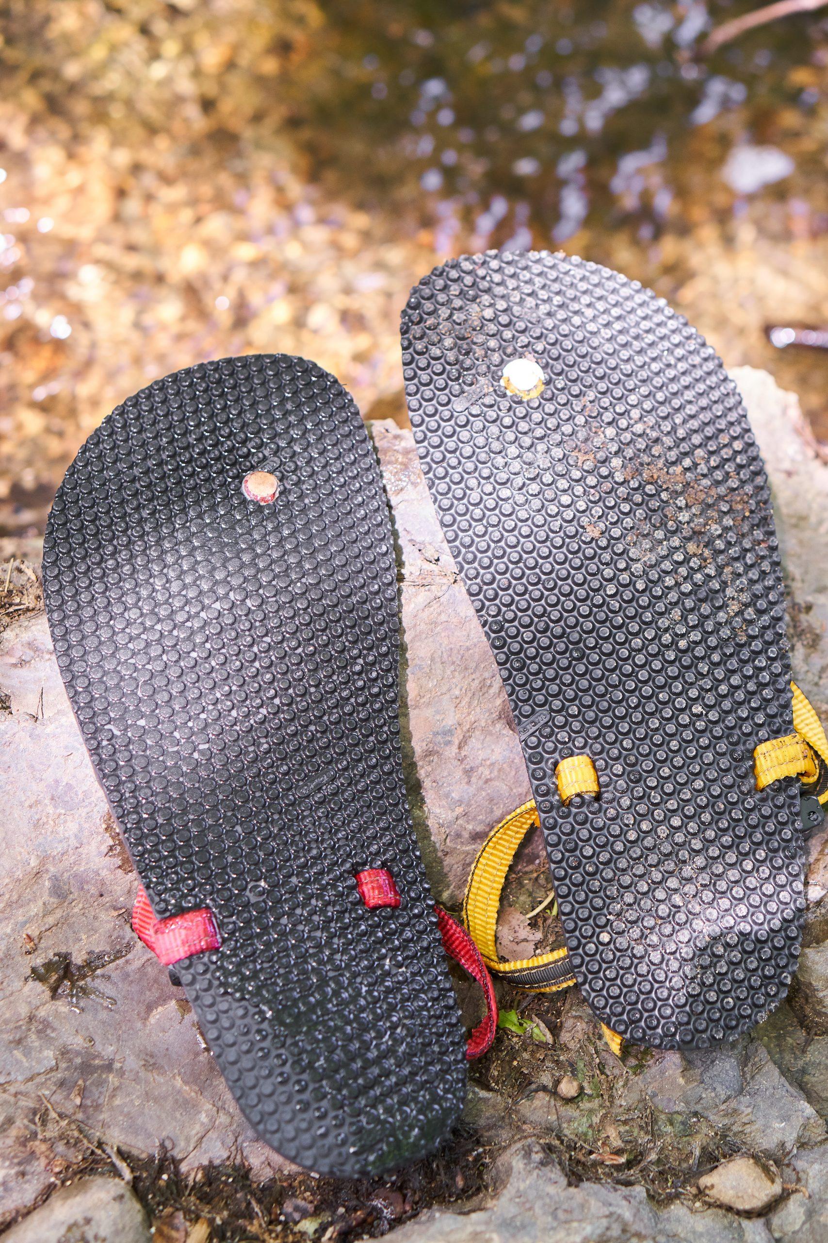 The Vibram Gumlite sole is versatile and has good groundfeel