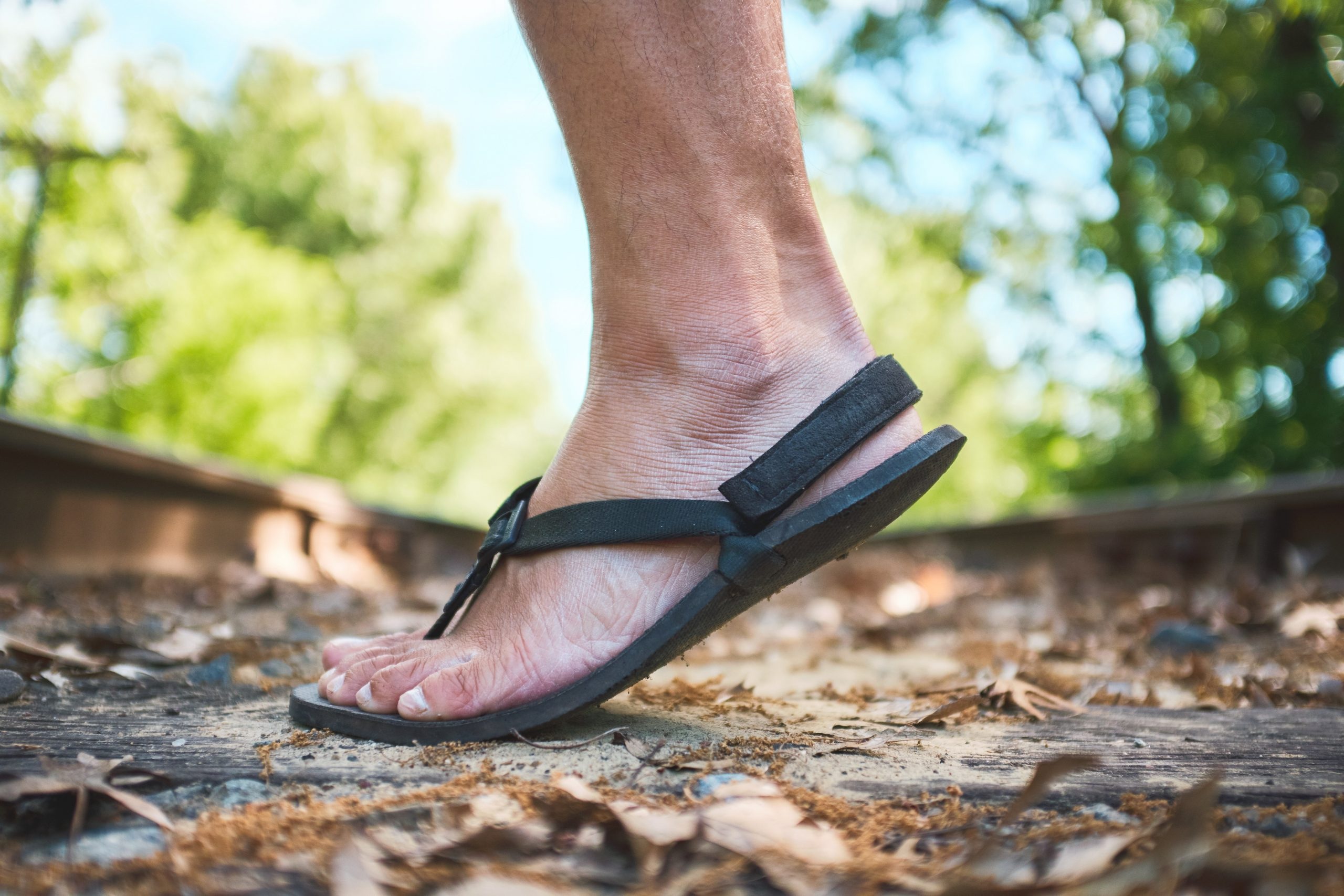flexible, adjustable, and comfortable heel straps