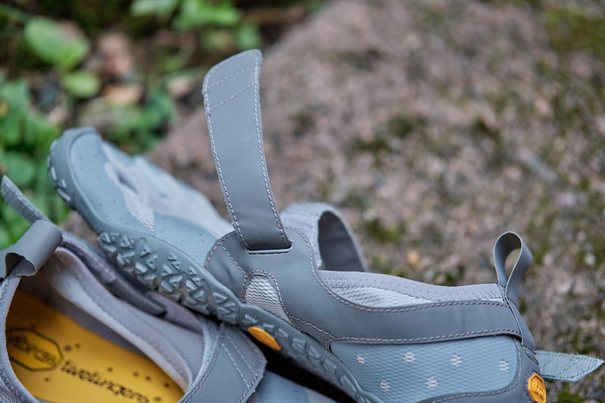 Velcro straps are love-it or hate-it. They may cause some irritation with higher-volume feet