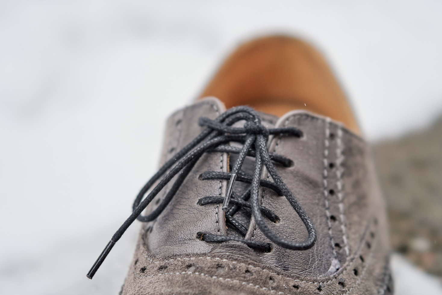 Thin, classy laces