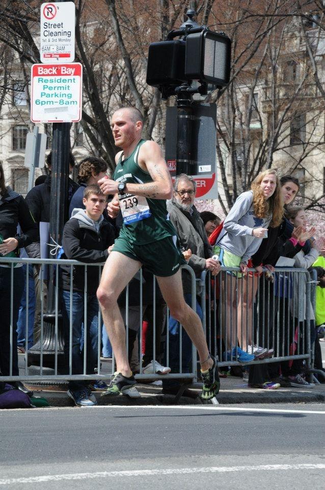 Running the Boston Marathon Under 2:30