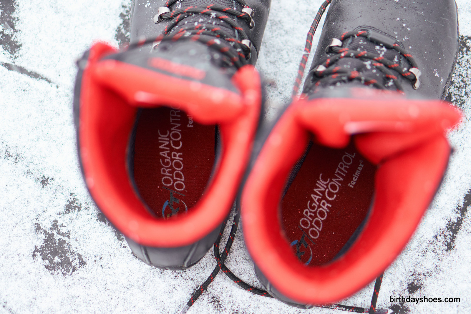 The Cleanport NXT-treated insole