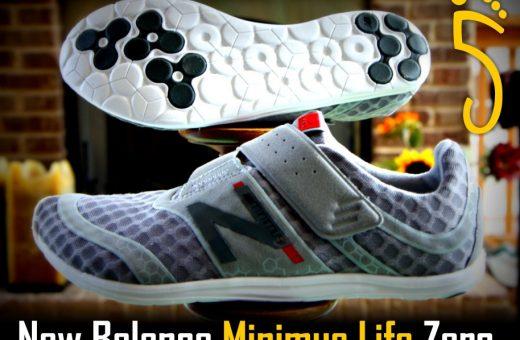 The New Balance Minimus Life/Wellness Zero (MW00), the latest casual, post-workout zero-dropped minimalist shoe in the NB Minimus line.