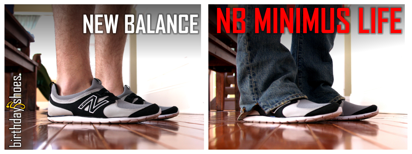 Review NB Minimus Life by New Balance
