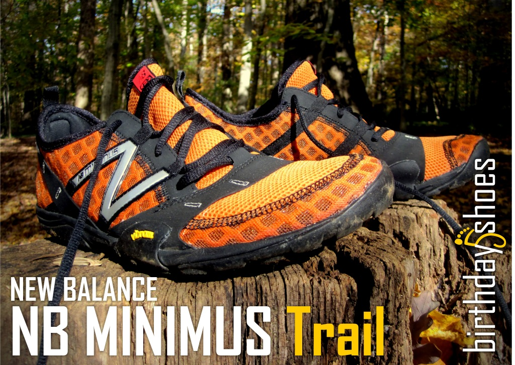De nada discordia destacar  New Balance NB Minimus Trail Review - Birthday Shoes - Toe Shoes, Barefoot  or Minimalist Shoes, and Vibram FiveFingers Reviews, News, Forums