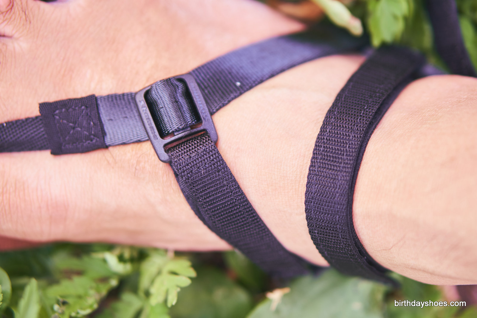 The super secure Warriors get even better with the addition of power straps