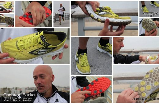 Christian Burke, an ultrarunner from California, has been tapped by Skechers to promote their upcoming entry into the (wannabe?) barefoot shoes/minimalist footwear category, the Skechers GoRun.