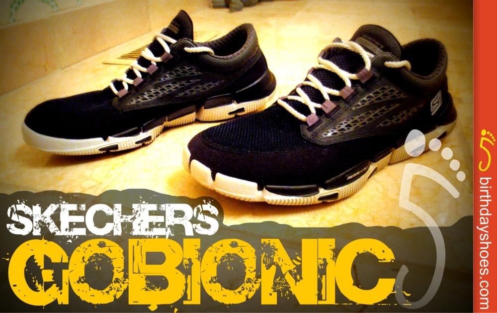Skechers Go Bionic Review - Birthday