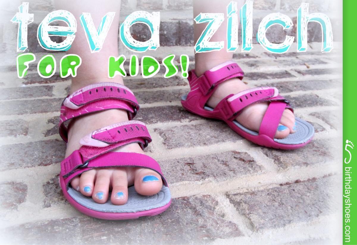 Teva Zilch Minimalist Sandals for