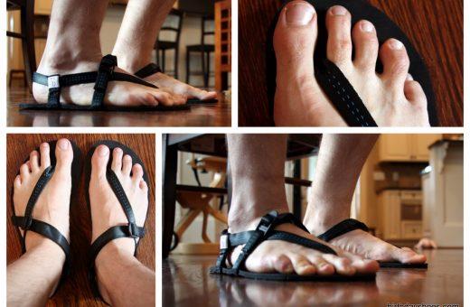 Presenting Unshoes Minimal Footwear - the Wokova Minimalist Sandal
