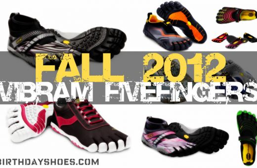 Take a sneak peak at some of the upcoming releases for Fall 2012 from Vibram FiveFingers!