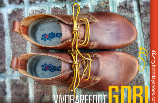 The Vivo Barefoot Gobi II Hopewell.