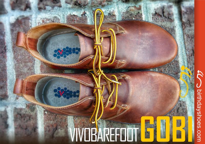 The Vivo Barefoot Gobi II Hopewell.