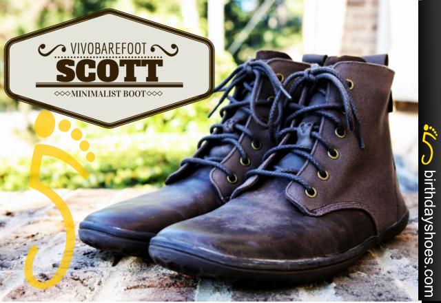 Vivo Barefoot Scott Minimalist Boot