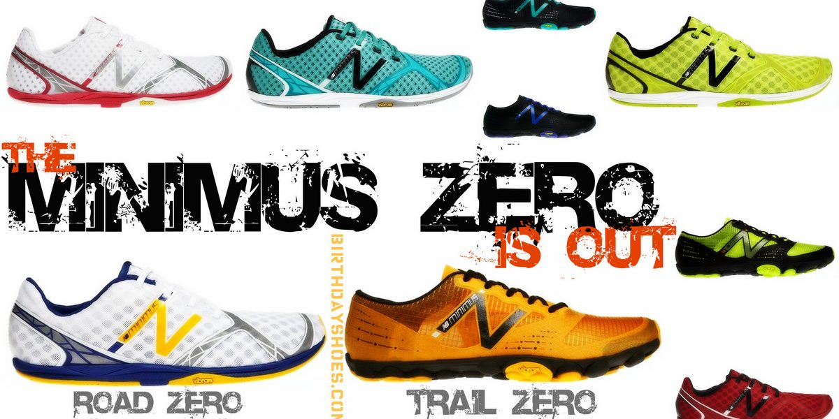 New Balance Minimus Zeros Released For Sale Birthday Shoes Toe Shoes Barefoot Or Minimalist Shoes And Vibram Fivefingers Reviews News Forums