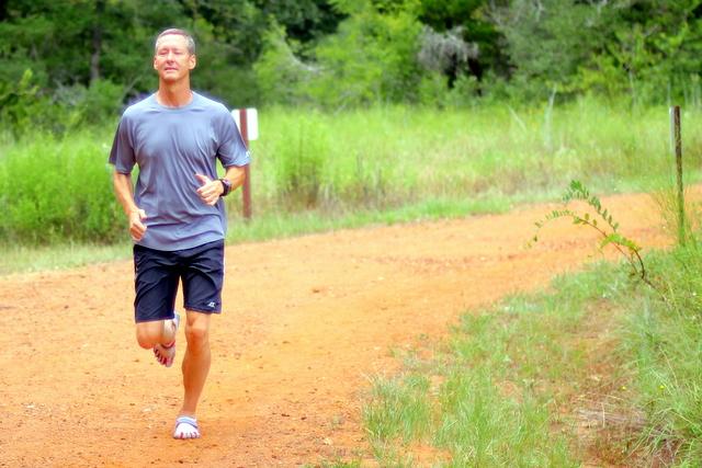 Running in my Bikilas