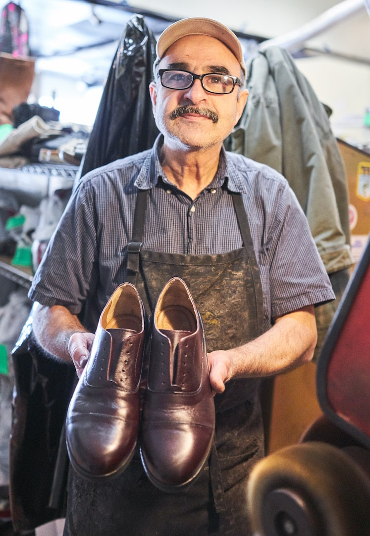 cobbler-friendly design