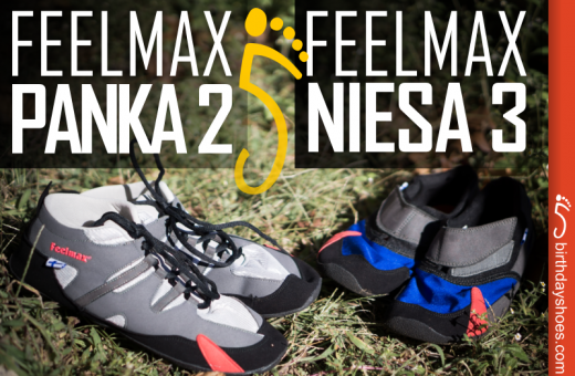 Above, photoed, are the Feelmax Panka 2 (left) and Niesa 3 (right)