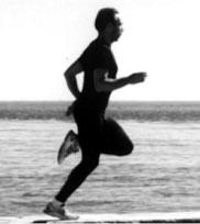Photo Nicholas Romanov founder of the Pose Method of Running.