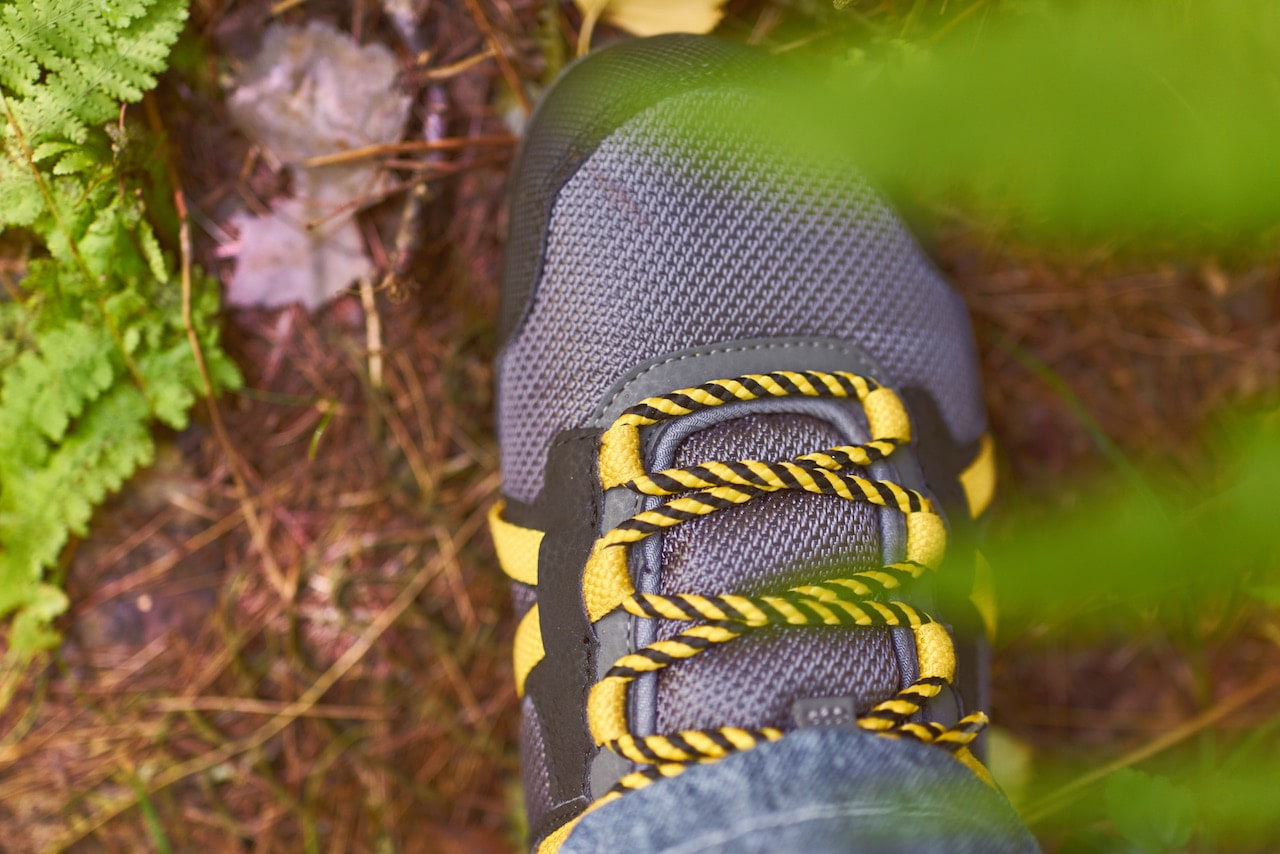 An excellent all-around sole for hiking, rocks, and river crossings