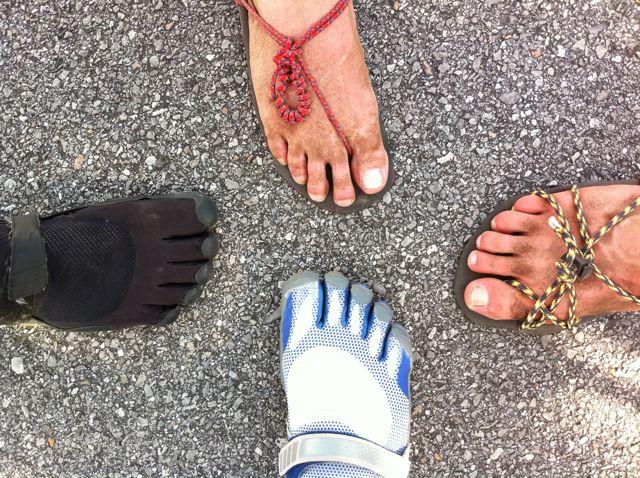 Original Minimalist/Barefoot Sandals